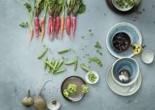 Superfood fürs Auge: Opal Green, Aquamarine und Alabaster sorgen für Frische bei Tisch