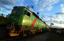 Delårsrapport Q1: Ökade godsvolymer, höjd punktlighet och nya transportuppdrag