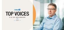 LinkedIn Top Voices 2019:  Diese Menschen prägen die Debatten