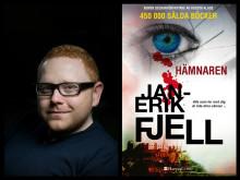 Hämnaren, den tredje fristående kriminalromanen om Anton Brekke är här!