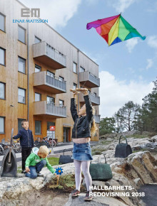 Einar Mattssons hållbarhetsredovisning 2018