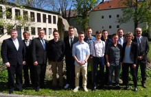 Freisprechung der unterfränkischen Auszubildenden des Bayernwerks