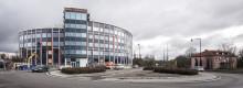 Nu har Handelsbanken och PwC flyttat  in i Drottningparken i Örebro