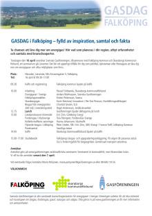 GASDAG i Falköping – fylld av inspiration, samtal och fakta