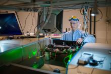 Laser-laboratorium i världsklass byggs på campus