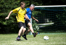 Missa inte matchen! Politiker i Special Olympics fotbollsmatch – idag kl. 12