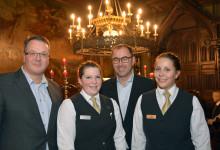 Neue Winzerabende im Mercure Hotel Hannover City