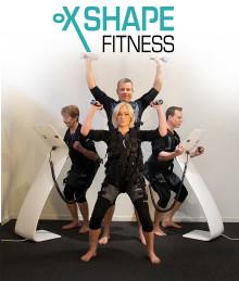 X-shape Fitness lanserar XBody i Sverige