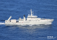 Kongsberg Maritime: Second KONGSBERG AUV and Subsea Technology Equipped Indonesian Survey Vessel Ready for Duty