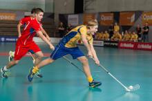 Hampus Ahrén ledde Sverige till seger mot Tjeckien