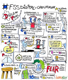 Drawing out the impact of digitalisation