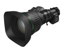 """Canon utvider UHDgc-serien med verdens første portable zoomobjektiver til 2/3"""" 4K TV-kameraer"""