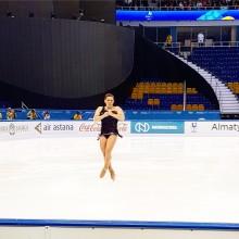 Josefin Taljegård på 15:e plats i Vinteruniversiaden - studentidrottens motsvarighet till olympiska spel