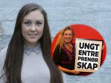 Elina Helland Pedersen (18) blir sjef i Kronprinsparets Fond for en dag