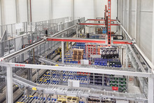 SSI Schäfer har opnået aktiemajoritet i robot-virksomheden RO-BER