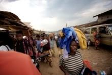 Asha Ali värd på Berns på välgörenhetsgala för Kongos kvinnor