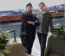 Urban Deli öppnar ny cocktailbar, Höjden