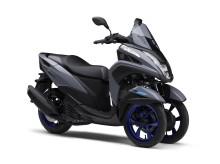 3輪コミューター「TRICITY 155 ABS」の新色を発売 〜フロント2輪を強調するブルーのアクセントでスポーティさを演出〜