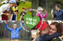 Kändisarna och proffsen i Barngolfen 2018 klara