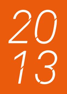 IKSU 2013 | Verksamhetsberättelse och årsredovisning