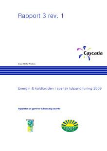 Energi och koldioxid i produktion av tulpaner