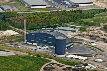 Rapsolja sänker utsläppen från Filbornaverket