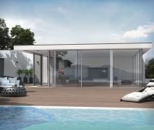Panorama Design med ny og sømløs kombinasjon- Schüco Seamless