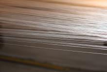 2160 silkessträngar - masterstudent vid Kungl. Musikhögskolan utforskar ljud och kommunikation