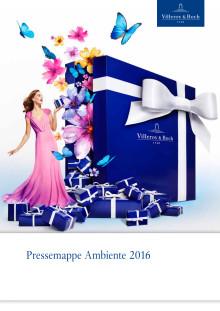 Pressemappe Ambiente 2016
