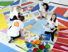 Sätt färg på Göteborg växer och sätter ytterligare 375 unga i sysselsättning med projektet 21 km konst