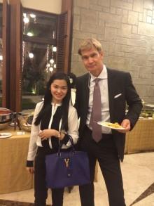 Svenska företag nätverkar för investeringar i Filippinerna