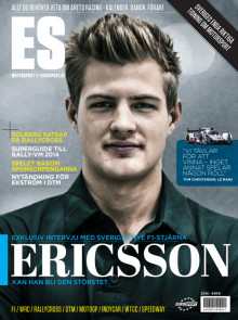 Stampen Sports Media lanserar motorsportmagasin