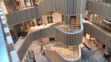 Nu invigs Hubben i Uppsala, nominerad till Årets bygge 2018