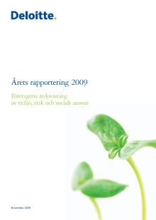 Årets Rapportering 2009