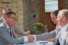 Borås Energi och Miljö skriver kontrakt med ABB