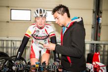 Överlägsen Alexandra Engen vann världscup MTB-sprinten i Tjeckien