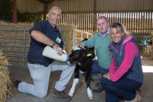 Arla farmer owner hosts dairy farm event