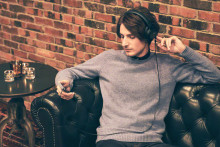 Sony's nieuwe MDR-1AM2 headphone voor ultiem Hi-Res Audio luistergenot