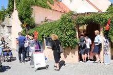 Mötesplats Full delaktighet i Almedalen överträffade förväntningar