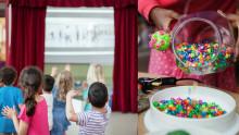 Äntligen dags för Barnens lördag i Biskopsgården