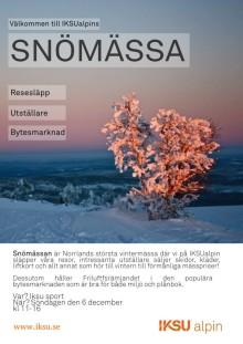 Snömässan 2015 | IKSU sport