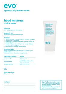 Evo Head Mistress