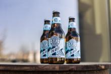 Sveriges första öl bryggt på återvunnet vatten