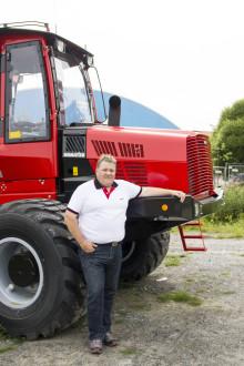Thomas Persson – ny säljare med 30 års erfarenhet av skogsmaskinsbranschen