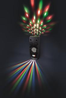 Ravistele rakenteita Sonyn uusilla tehokkailla äänentoistojärjestelmillä