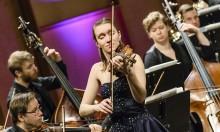Nordiska Kammarorkestern och den norska stjärnviolinisten Guro Kleven Hagen ger konserter i Sundsvall och Härnösand
