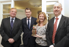 Taxman scoops graduate recruitment award