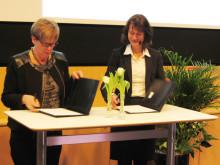 Ericsson och Linköpings universitet knyter starka band