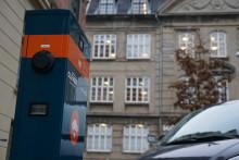 Flere ladestandere til elbiler i København