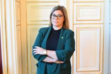 Stefana Hoti är ny gruppledare för Miljöpartiet i Malmö